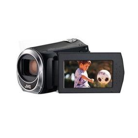 Mini Filmadora Jvc Everio Gz-ms110bub Completa - Nova !!