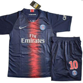 Kit Conjunto Infantil Psg - Neymar Jr