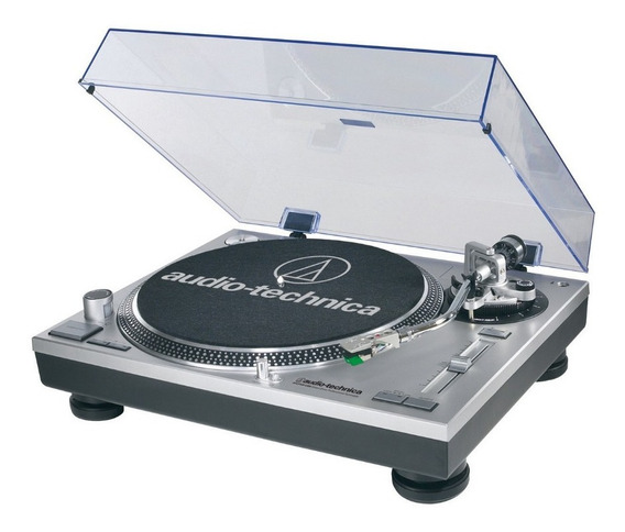 Toca Discos Audio-technica At-lp120 - Pick Up