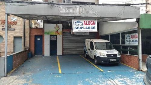 Locação Salão Comercial - Santo Amaro, São Paulo-sp - Rr4618