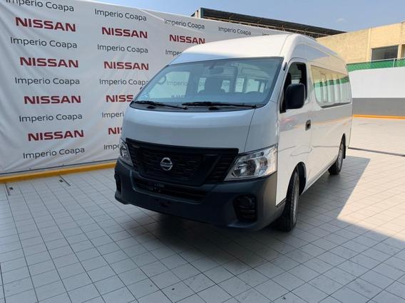 Camionetas Nissan Urvan 2.5 Panel Ventanas Amplia Mt