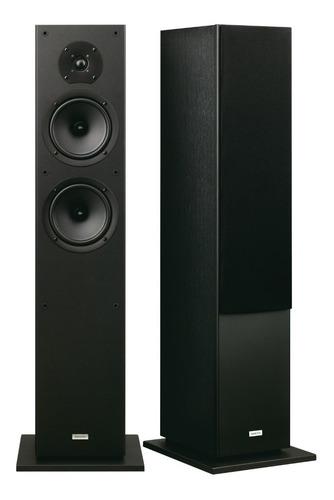 Caja Acustica Hifi Onkyo Skf 4800 Torre Bass Reflex Par