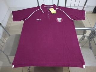 Camisa Oficial Polo Seleção Futebol Qatar Burrda