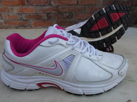 Antigo Tenis Nike Dart 9 Old School Orig Imp Couro Leg Br 39