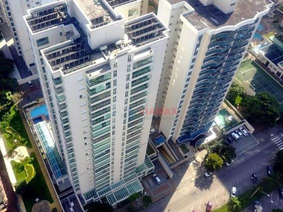 Venda E Locação Apartamento Jd Aquarius - Ed. Boulevard Park 160 M² 3 Suítes 3 Vagas. Desocupado! - Ap2301