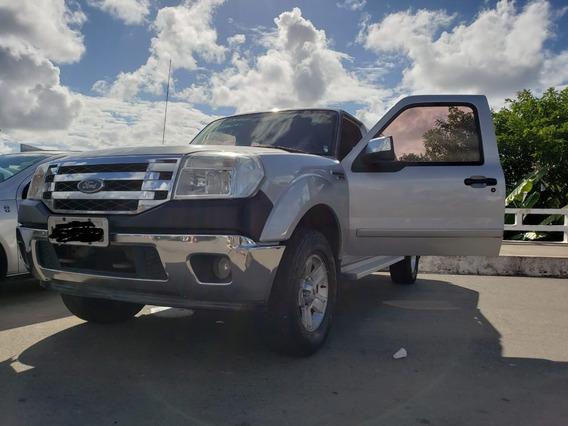 Ford Ranger 3.0 Xlt Cd 4x4 16v Turbo Eletr. Díesel 2010/11