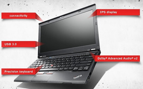 Mega Lapto X230/i5-3.30ghz/ram-8gb/hdd-320gb/fhd-ips/webcam