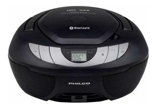 Reproductor De Cd Philco Usb Y Conexión Bluetooth Arp2900bt