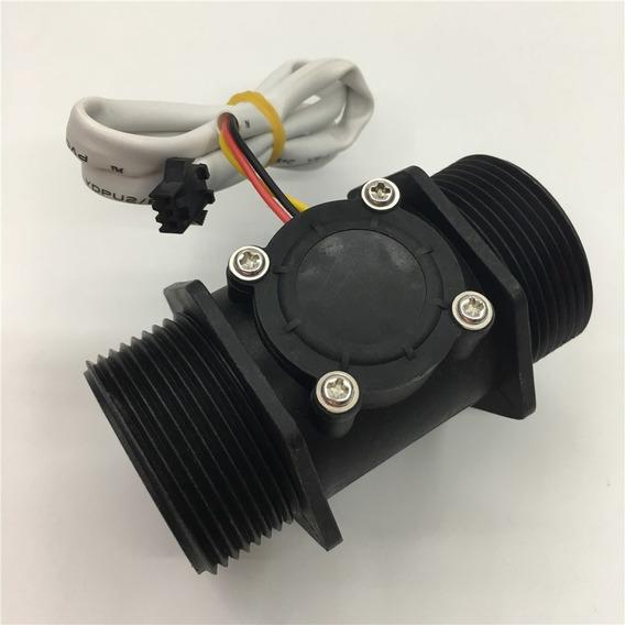 Sensor De Fluxo De Água 1,5 Polegada 2/200 L/min *190504