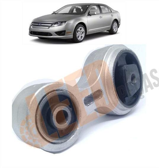 Coxim Calço Traseiro Inferior Câmbio Ford Fusion 2.3 2.5 4cc