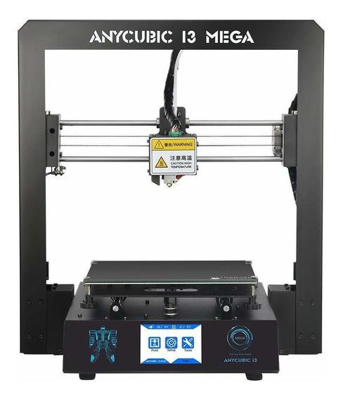 Impressora 3d Anycubic I3 Mega - São Paulo Pronta Entrega