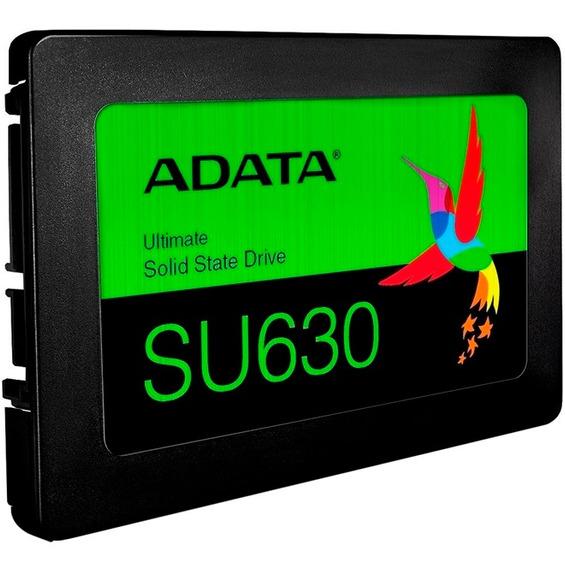 Ssd Adata Ultimate Su630 240gb 2.5 Pol 520mb/s Sata 6gb/s