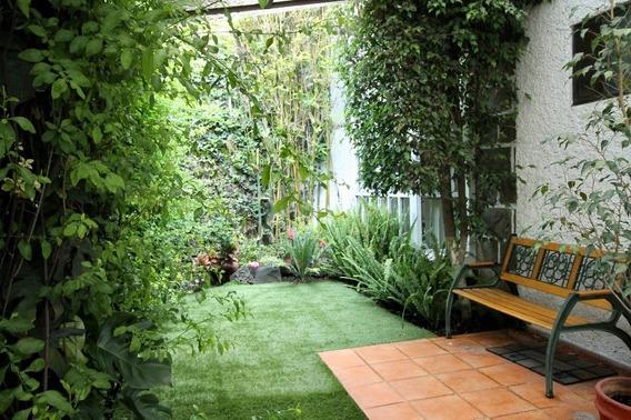 Estupenda Casa Con Uso De Suelo En La Colonia Narvarte