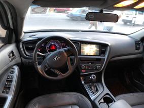 Kia K5 2013 Blanco Original Inicial $186mil , Precio $515mil