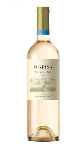 Wapisa Sauvignon Blanc - 2017 ( Patagonia Atlántica)