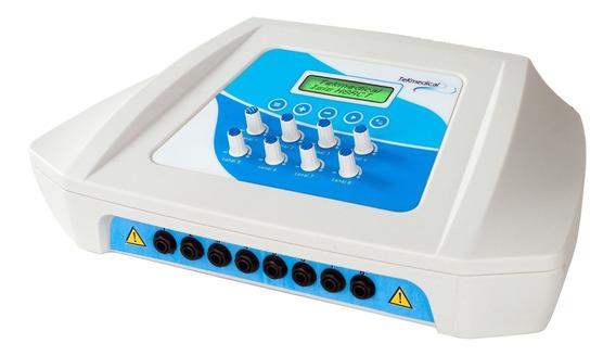 Electroestimulador Tekmedical - Multi Ondas - 16 Electrodos