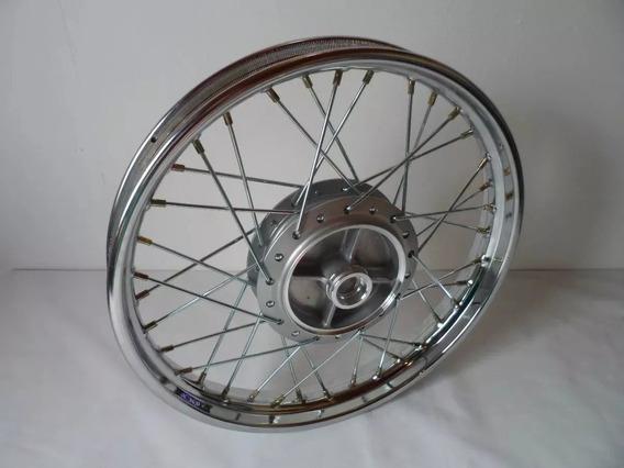 Roda Traseira Completa Cobreq Titan 150 2004/08 / Fan 150