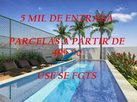Apartamento À Venda Minha Casa Minha Vida Em São Bernardo/*sp - Ap5017