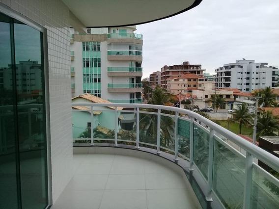 Apartamento Com 01 Dormitório Para Aluguel Fixo, 75 M² - Bairro Braga - Cabo Frio/rj - Ap0666