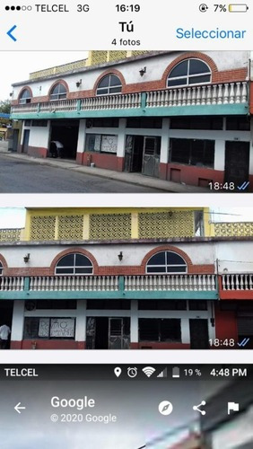 Edificio En Venta, Zona Centro De Guadalupe, Nuevo Leon