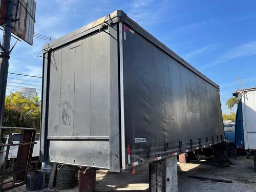 Imagem 1 de 3 de Bau Sider 8,50m Chapeado Truck