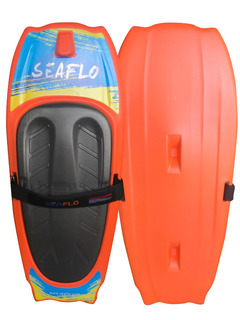 Tabla De Kneeboard Naranja