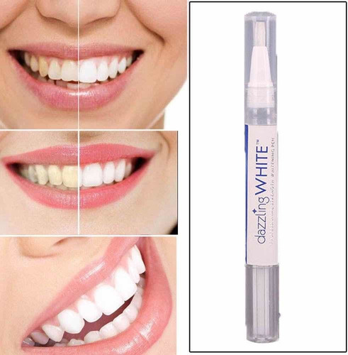 Lapiz Gel Blanqueador Dental Dientes  Instantaneo White Pen