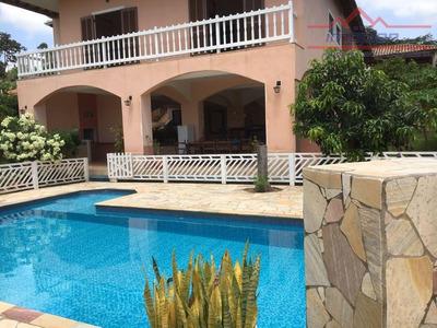 Casa Residencial À Venda, Vale Das Flores, Atibaia. - Ca3073