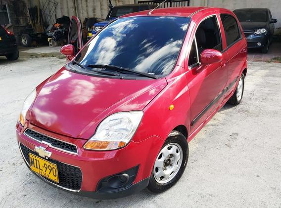 Chevrolet Spark Con Aire Acondicionado Y Gps Antirrobo