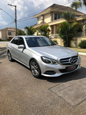 Mercedes-benz Classe E 2.0 Avantgarde Sport Turbo 4p 2014
