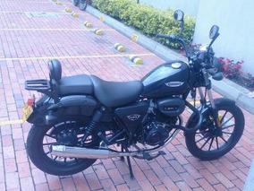 Vendo Moto Um Duty 150 Negra