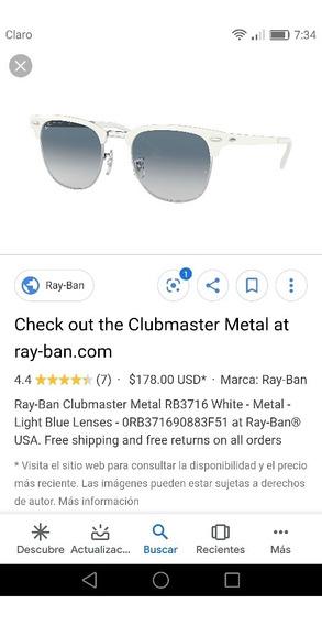 Gafas Rayban Modelo 3716