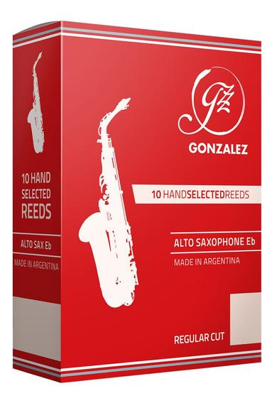 Cañas Gonzalez Rc Para Saxo Alto