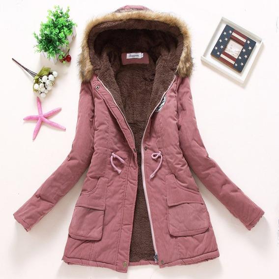 Casaco Jaqueta Japona Quente Inverno Linda Usa Importado