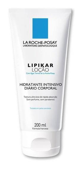 Hidratante Corporal Lipikar Loção La Roche-posay 200ml