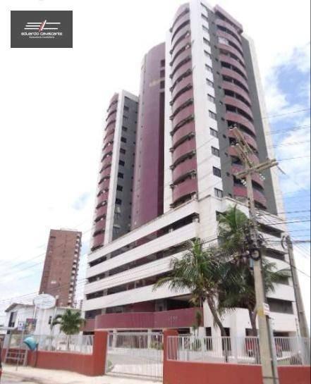 Apartamento Com 2 Dormitórios Para Alugar, 63 M² Por R$ 350,00/dia - Meireles - Fortaleza/ce - Ap0051