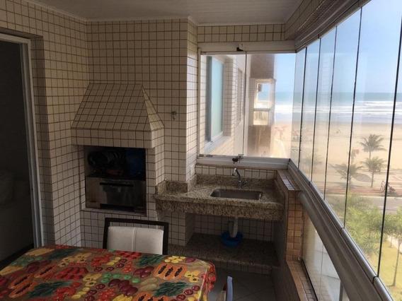 Apartamento Em Boqueirão, Praia Grande/sp De 105m² 3 Quartos À Venda Por R$ 600.000,00 - Ap169005