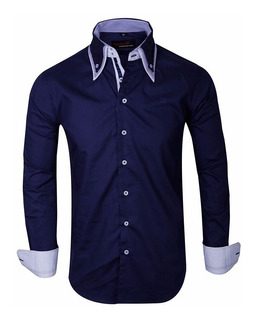 Camisa Entallada Slim Fit Z26 - Quality Import Usa
