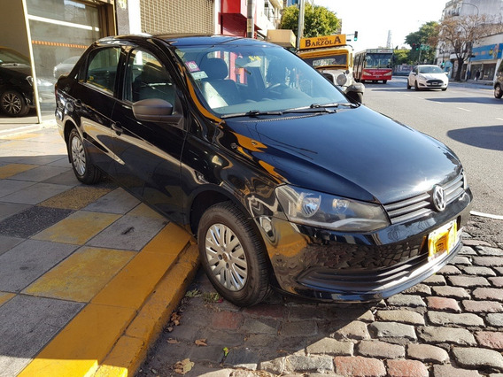 Volkswagen Voyage 2013 Gnc Impecable Alarma Cierre Central