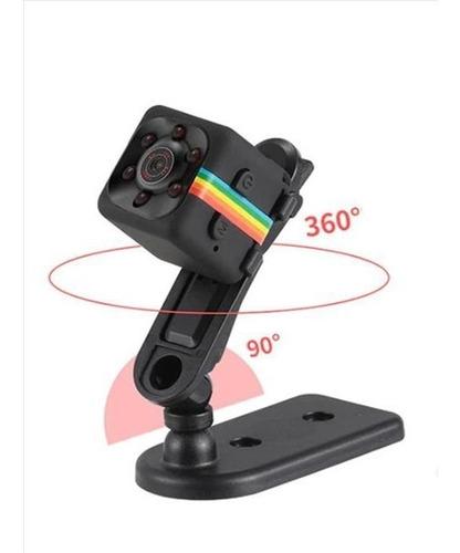 Imagem 1 de 3 de Mini Camera Espiã Sq11 Visão Noturna 1080p Entrega Rapida
