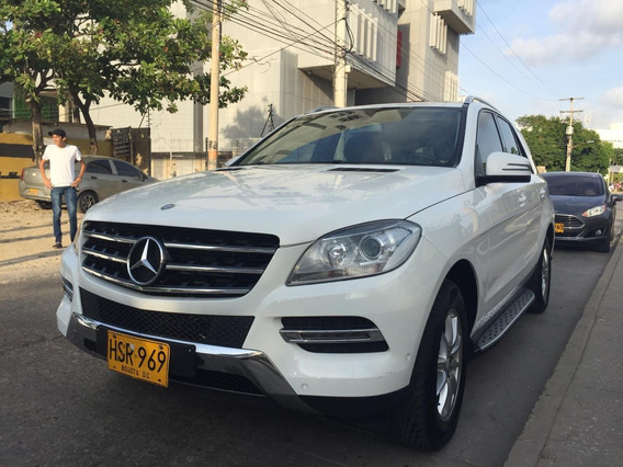 Mercedes Benz Ml 250 Cdi 4 Matic +