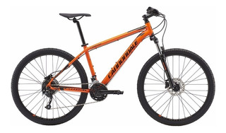 Bicicleta Mountain Bike Cannondale Catalyst 2 Naranja Sm