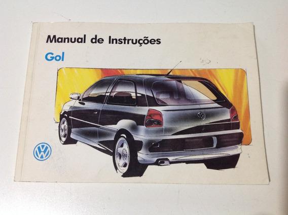 Manual Do Proprietário - Vw Gol Cli/gli/ Tsi E Gti 1996