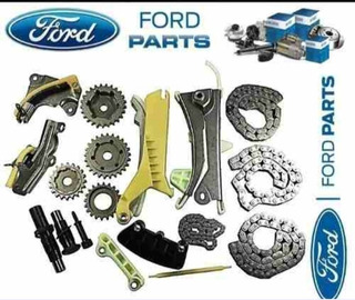 Kit Cadena Del Tiempo Para Ford Explorer Original 4.0