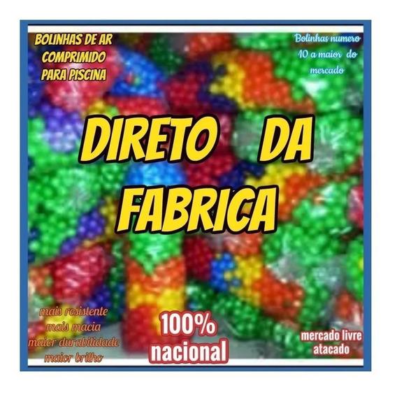 Piscina De Bol.direto Da Fabrica Kit C/250 Bolinhas Promoção