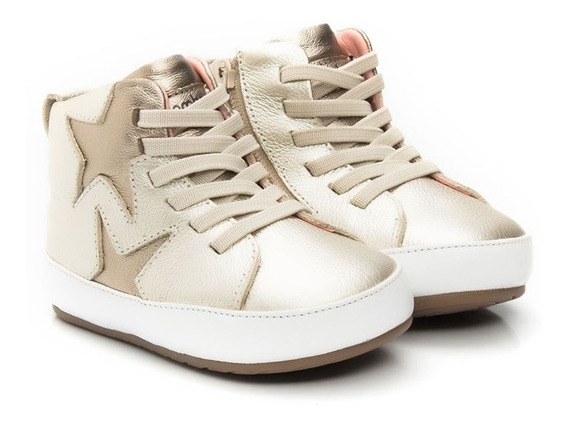 Bota Sneaker Feminina Estrela - Gambo