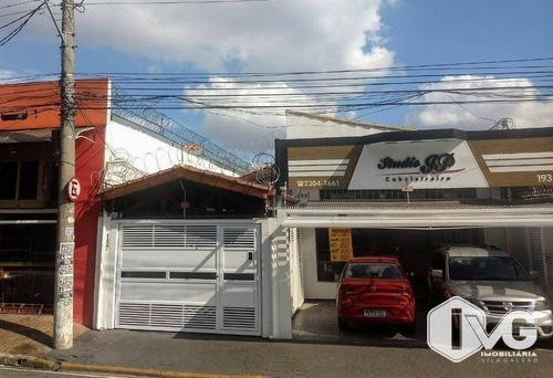 Imagem 1 de 27 de Sobrado À Venda, 308 M² Por R$ 1.900.000,00 - Vila Galvão - Guarulhos/sp - So0193