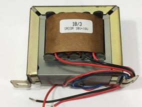 Transformador (trafo) 18+18vac 1,2a - Hayonik