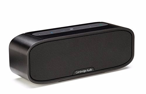 Bocina Portatil Cambridge Audio G2 Wireless Bluetooth Negra