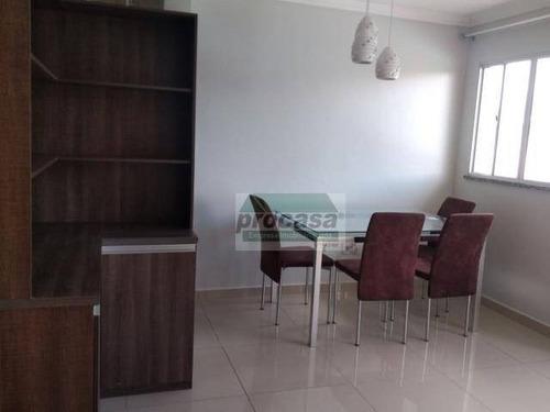 Imagem 1 de 5 de Apartamento Com 2 Dormitórios À Venda, 50 M² Por R$ 175.000,00 - Flores - Manaus/am - Ap3141